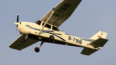 A picture of B7918 - Cessna 172R Skyhawk - [17281294] - © Xogfre