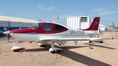 VH-TNS - Cirrus SR22-GTS - Private