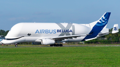 A picture of FGXLI - Airbus A330743L Beluga XL - Airbus Transport International - © Spotter BRE