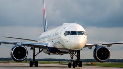 N655DL - Boeing 757-232 - Delta Air Lines