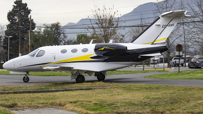CC-ANR - Cessna 510 Citation Mustang - Private