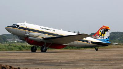 L2K-07/45 - Basler BT-67 - Thailand - Royal Thai Air Force