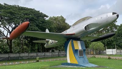 3514 - Lockheed AT-33 Shooting Star - Myanmar - Air Force
