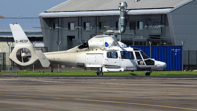 G-REDF - Aérospatiale SA 365N3 Dauphin 2 - Babcock MCS Offshore