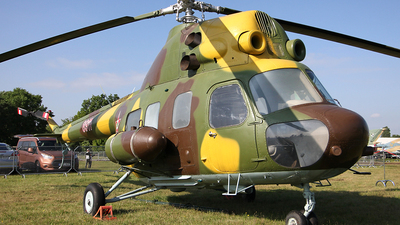 8911 - PZL-Swidnik Mi-2 Hoplite - Hungary - Air Force