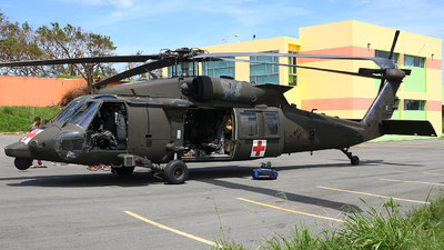 12-20503 - Sikorsky HH-60M Blackhawk - United States - US Army