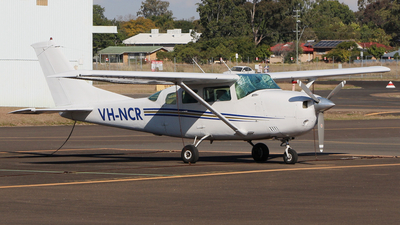 VH-NCR - Cessna 206 Super Skywagon - Aero Club - Royal Queensland