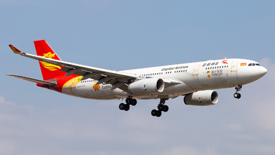 B-8550 - Airbus A330-243 - Capital Airlines
