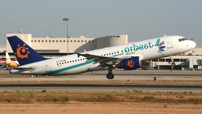 EC-INZ - Airbus A320-214 - Orbest Orizonia Airlines