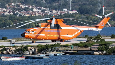 B-70FW - Mil Mi-26TC Halo - China Flying Dragon Airlines
