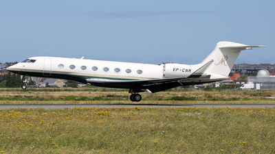 VP-CNR - Gulfstream G650 - Private