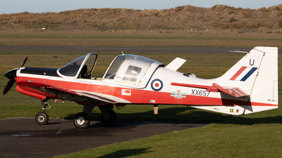 ZK-WUF - Scottish Aviation Bulldog 121 - Private
