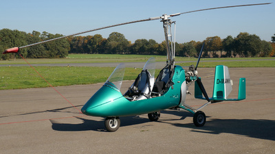 D-MAWK - Autogyro Europe MT-03 Eagle - Private