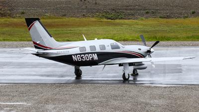 N630PM - Piper PA-46-500TP Malibu Meridian - Private