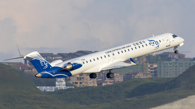 B-7762 - Bombardier CRJ-900 - China Express Airlines