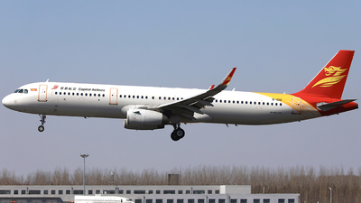 B-1012 - Airbus A321-231 - Capital Airlines