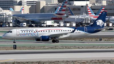 XA-ACN - Embraer 190-100LR - Aeroméxico Connect