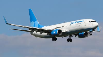 A picture of VPBOH - Boeing 7378LJ - Pobeda - © Vitaly Revyakin