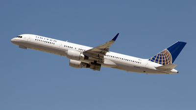 N544UA - Boeing 757-222 - United Airlines