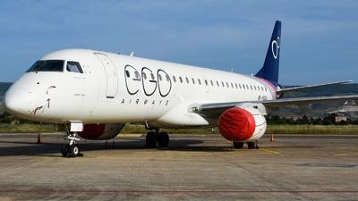 A picture of IEGOA - Embraer E190AR - EGO Airways - © Gaetano Spataro