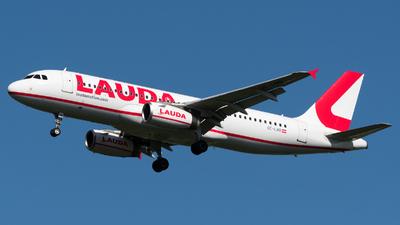 OE-LMB - Airbus A320-232 - LaudaMotion