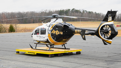 N518WF - Eurocopter EC 135P2+ - Metro Aviation