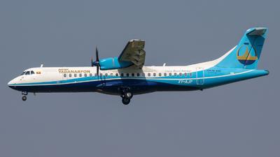 A picture of XYAJP - ATR 72600 - Mann Yadanarpon Airlines - © Gerrit Griem