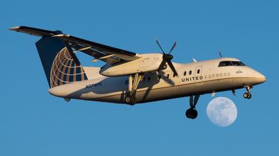 N374PH - Bombardier Dash 8-Q202 - United Express (Commutair)
