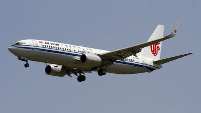 B-1766 - Boeing 737-89L - Air China