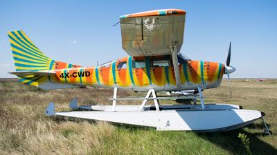 4X-CWD - Cessna U206B Super Skywagon - Private