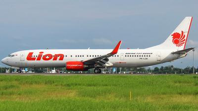 PK-LGK - Boeing 737-9GPER - Lion Air