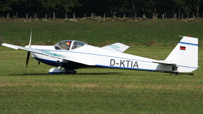 D-KTIA - Scheibe SF.25C Falke - Private