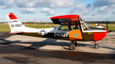 D-EMZF - Reims-Cessna FR172H Reims Rocket - Private