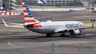 N904NN - Boeing 737-823 - American Airlines
