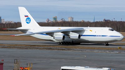 A picture of RA82013 - Antonov An124100 -  - © ArCher