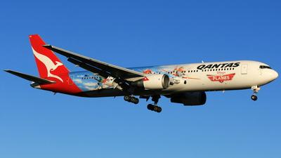 VH-OGG - Boeing 767-338(ER) - Qantas