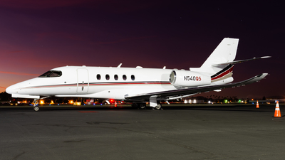 N540QS - Cessna Citation Latitude - NetJets Aviation