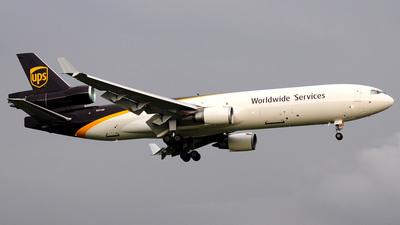 N251UP - McDonnell Douglas MD-11(F) - United Parcel Service (UPS)