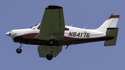 A picture of N84176 - Piper PA28161 - [288116275] - © Connor Ochs