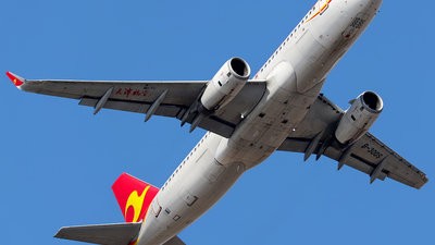 B-300S - Airbus A320-232 - Tianjin Airlines