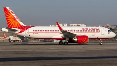 VT-EXH - Airbus A320-251N - Air India