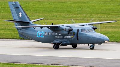 02 - Let L-410UVP Turbolet - Lithuania - Air Force