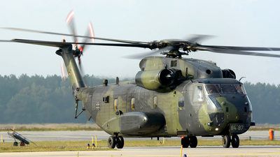 84-87 - Sikorsky CH-53GA - Germany - Air Force