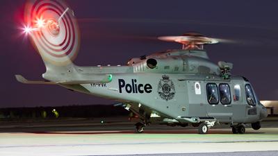 VH-PVR - Agusta-Westland AW-139 - Australia - Victoria Police