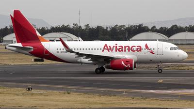 N703AV - Airbus A319-132 - Avianca