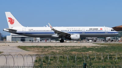 A picture of B1639 - Airbus A321213 - Air China - © 5947