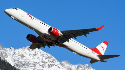 A picture of OELWG - Embraer E195LR - Austrian Airlines - © Günter Tiroler
