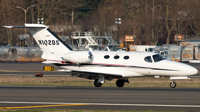 N102DS - Cessna 510 Citation Mustang - Private