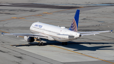A picture of N461UA - Airbus A320232 - United Airlines - © Issac