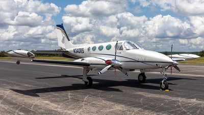 N340RS - Cessna 340A - Private
